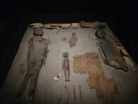 Oldest mummies in the world!