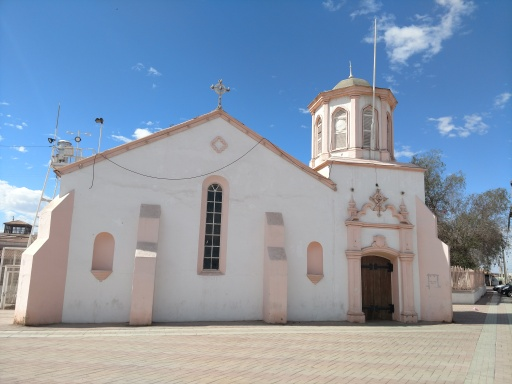 The main church