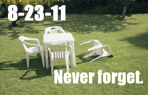 Scenes from Virginia's 2011 Quake