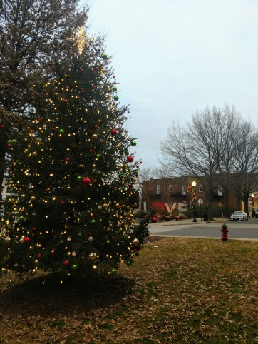 Christmas in Culpeper - VA is for lovers