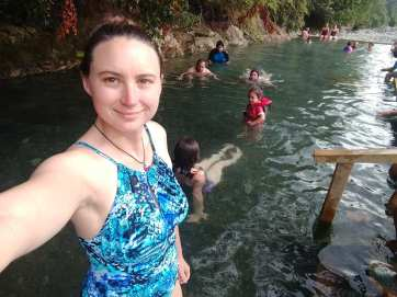Hot springs again!