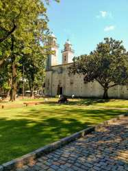 The oldest church in Uruguay