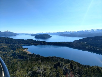 Beautiful views around Bariloche