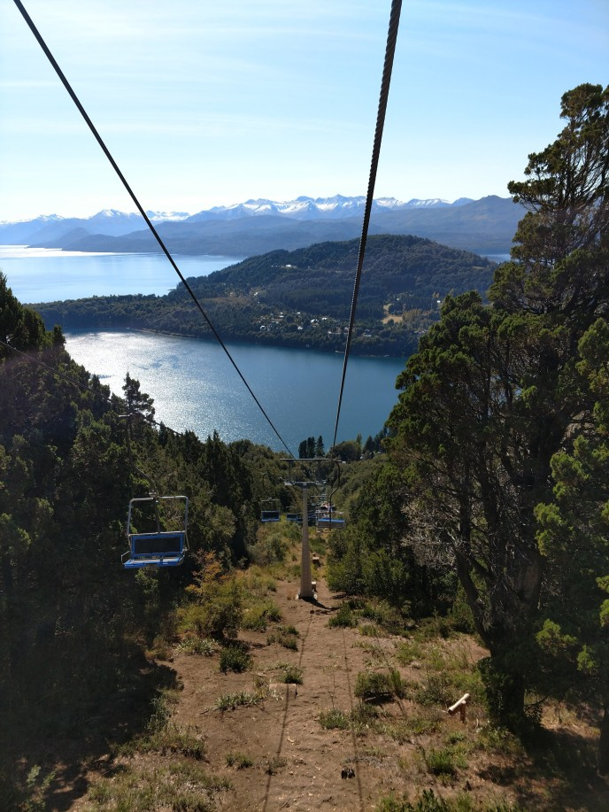 Cable cars mean big views with less hiking