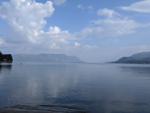 Lakeside at Toba