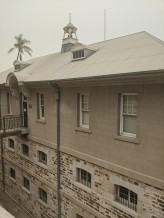 The oldest building in Brisbane